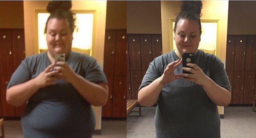 131-Кілограмова фанатка йоги довела, що можна бути спортивної з будь-якою фігурою
