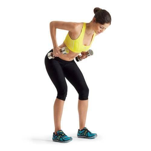 4 Вправи для красивої спинки