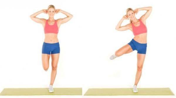 5 Ефективних вправ для тонкої талії і підтягнутих м`язів