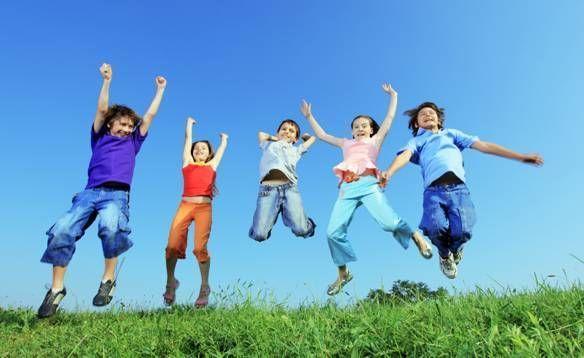7 Рад як виростити спортивно-активних дітей