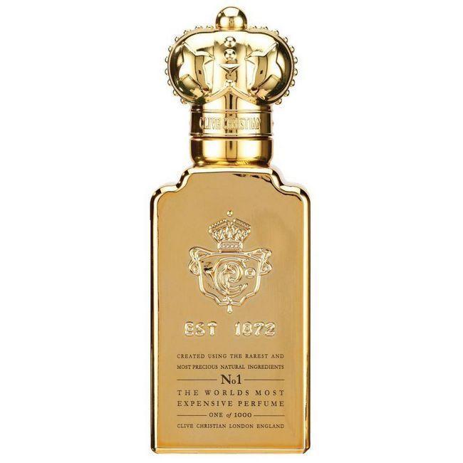 Витончений флакон жіночих парфумів від Clive Christian