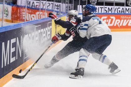 Фінські хокеїсти перемогли збірну сша, відеоогляд