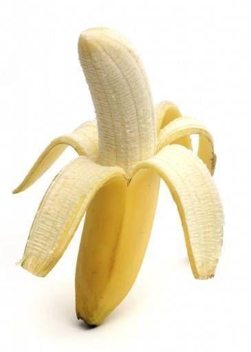 Маска для волосся з бананів