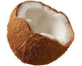 Маска для волосся з кокоса і яєць