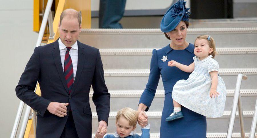 Герцогиня кетрін заборонить джорджу і шарлотті грати в комп`ютерні ігри
