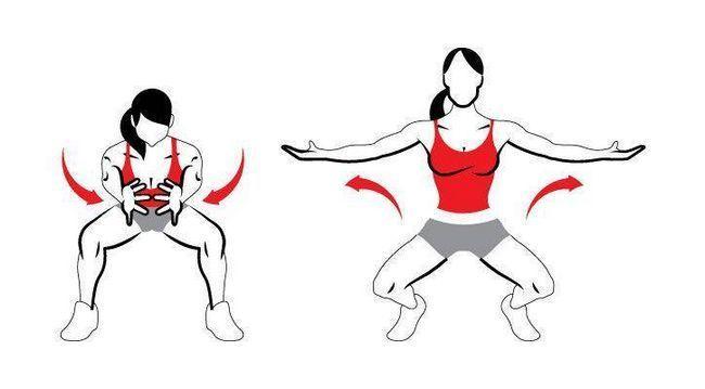 Готуємо тіло до літа - 4 супер вправи на гнучкість і витривалість