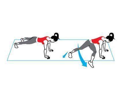Ідеальні вправи для стрункої тонкої талії