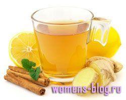 Імбирний чай для схуднення.