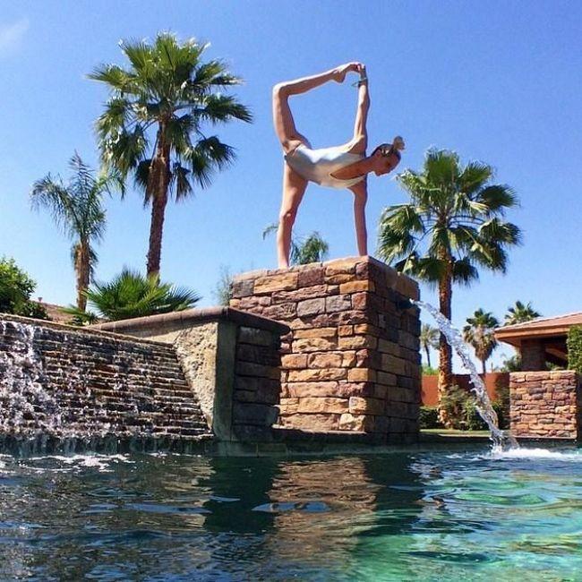 йога у води