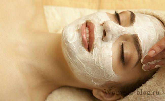 Ефективні маски від прищів. Біла глина - запорука краси.