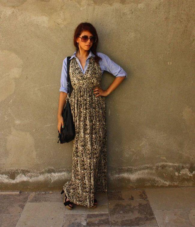 Як носити сарафан - найкраще вбрання для спекотного літа