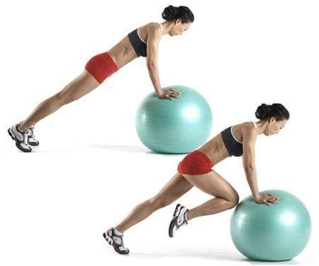 Як привести м`язи в тонус? 7 супер вправ