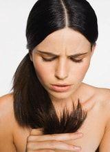 Лікування пошкодженого волосся