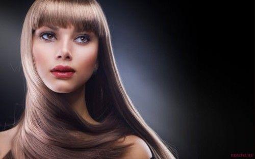 як випрямити волосся в домашніх умовах