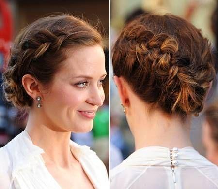Коротке волосся прекрасно підходять для різних плетінь