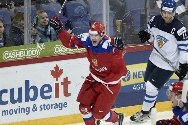 Молодіжна збірна росії переграла шрі на чемпіонаті світу з хокею