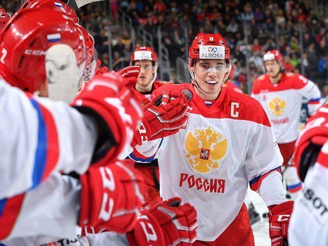 Молодіжна збірна росії з хокею перемогла ohl в канаді