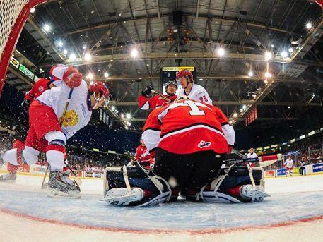 Молодіжна збірна росії поступилася канадським хокеїстам