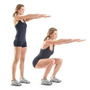М`язи в тонусі - ефективні вправи для розминки