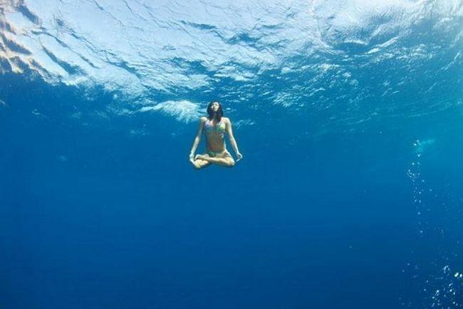 підводний йога