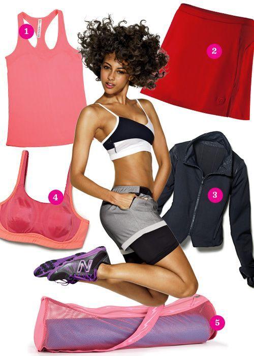 Наряд для спорту по фігурі: модний одяг для тренувань