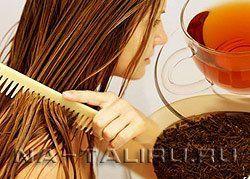 Натуральна фарба для волосся