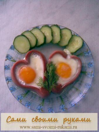 Незвичайна яєчня