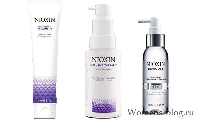Система інтенсивного догляду Nioxin