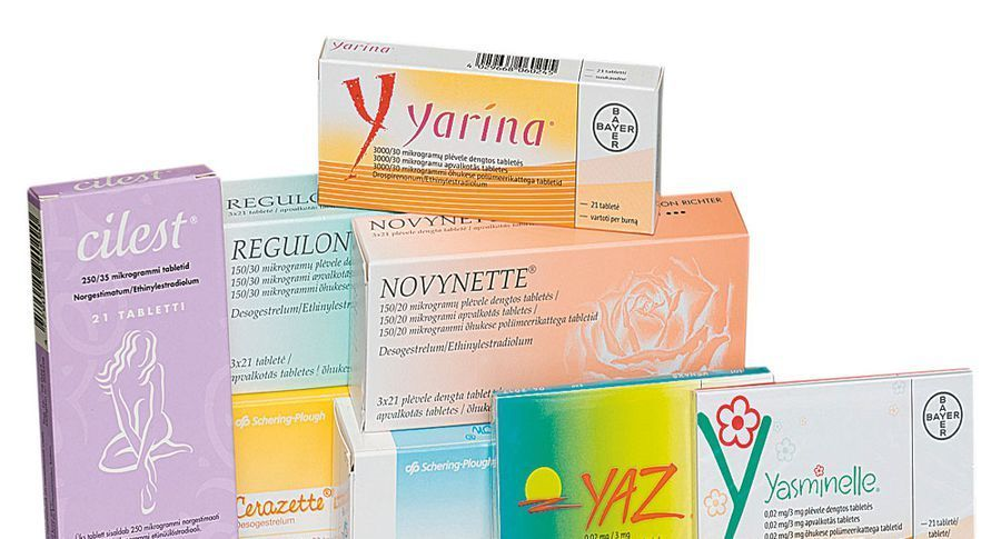 Оральні контрацептиви захищають від артриту