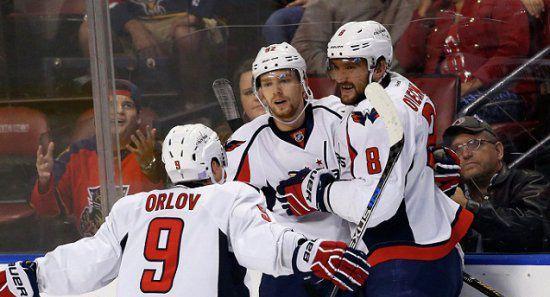 Овечкін, ковалів, орлів поповнять збірну росії з хокею