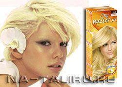 Палітра фарб для волосся wella
