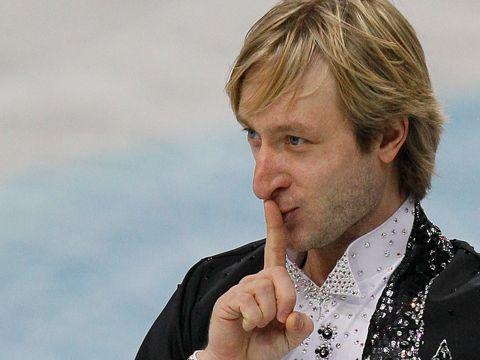 Плющенко знову хоче на олімпіаду