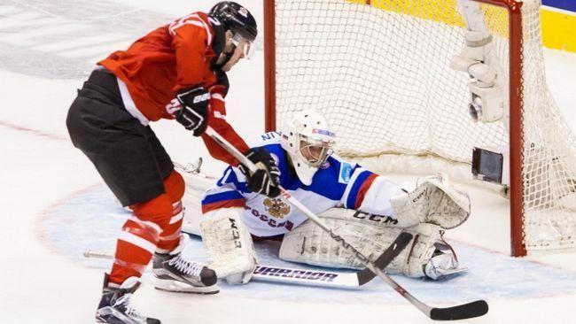 Російська молодіжна збірна четвертий раз поспіль програла канадцям