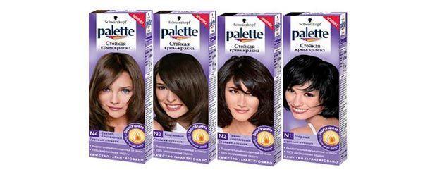 Шварцкопф фарба для волосся палітра