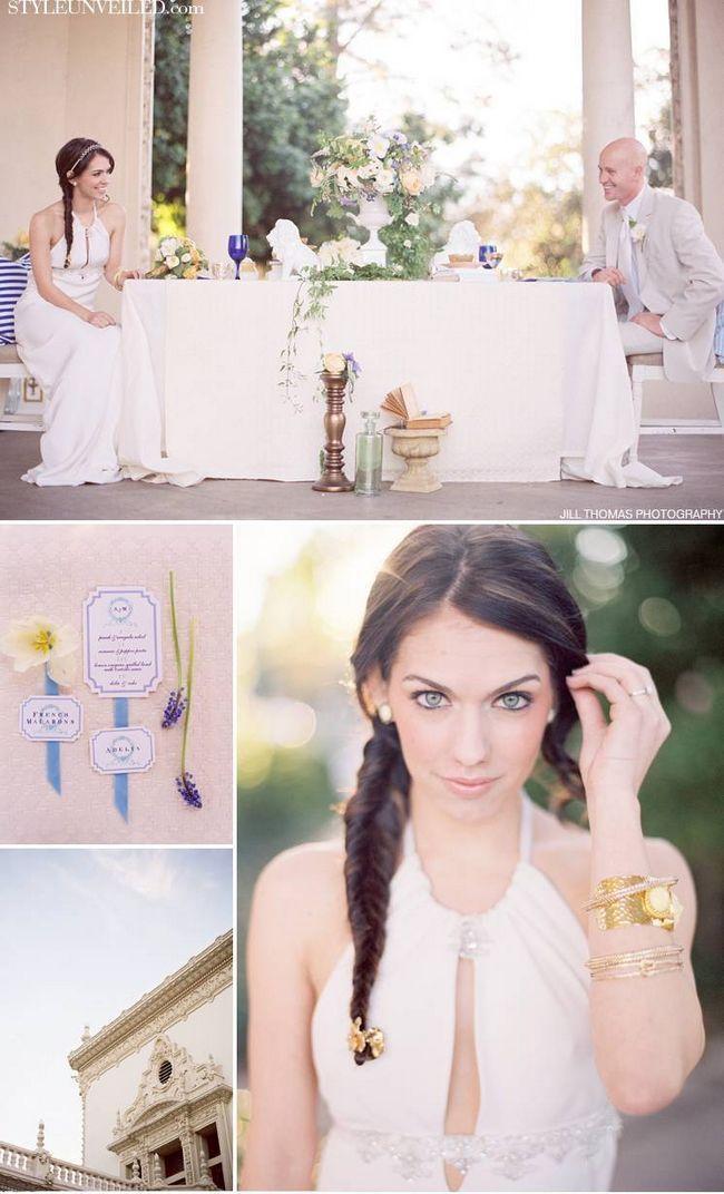 Казкова грецьке весілля - все про те як підготувати тематичне торжество