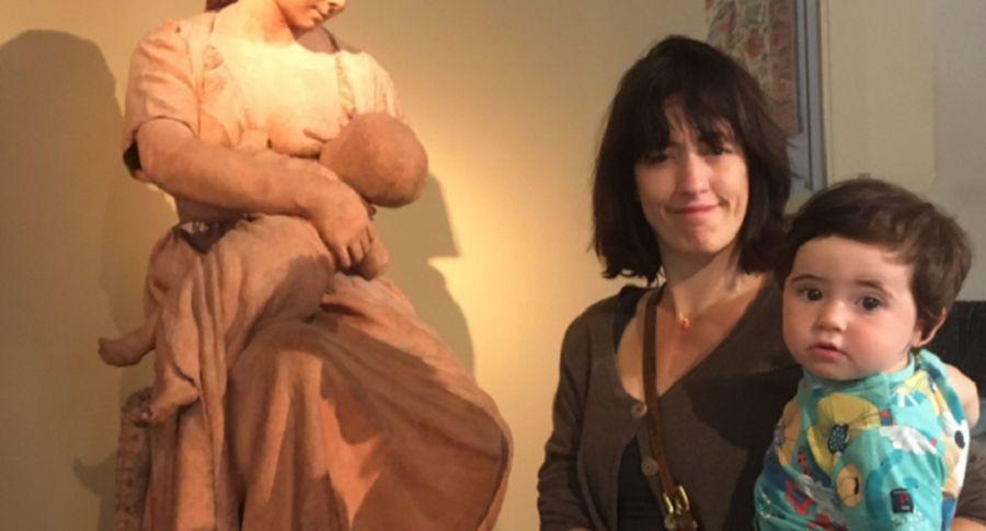 Співробітник музею попросив годує маму прикрити груди. Про реакцію жінки тепер сурмить весь інтернет!