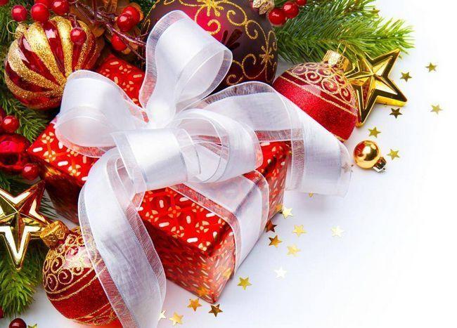 Супер ідеї новорічних подарунків 2013