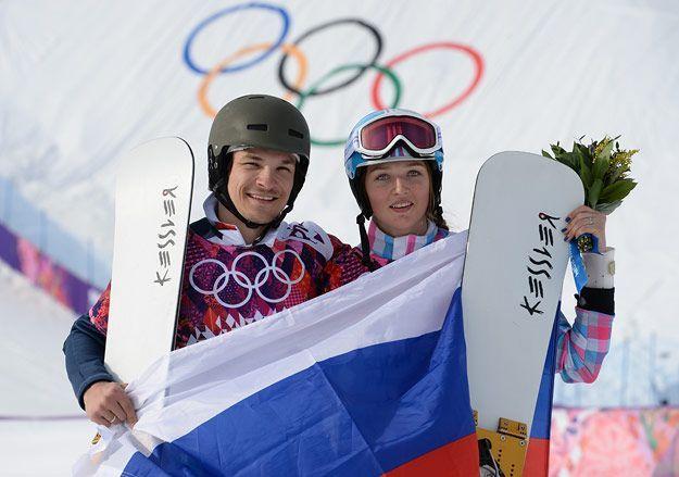 Подружжя виктор уайлд і алена заварзіна принесли збірній росії відразу дві медалі в сноубордингу