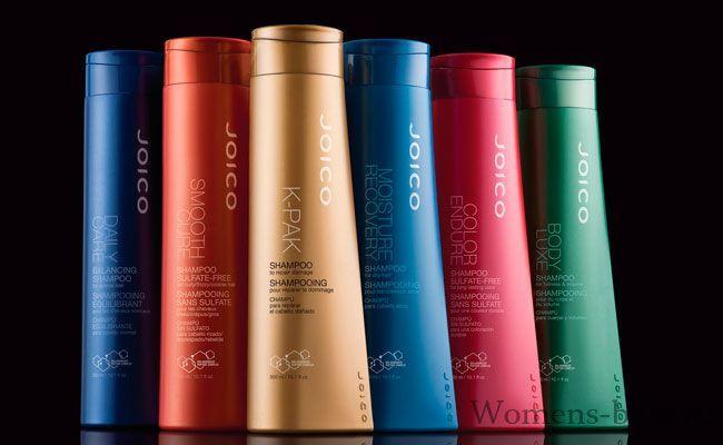 Доглядаємо за волоссям правильно - косметика joico (сша)