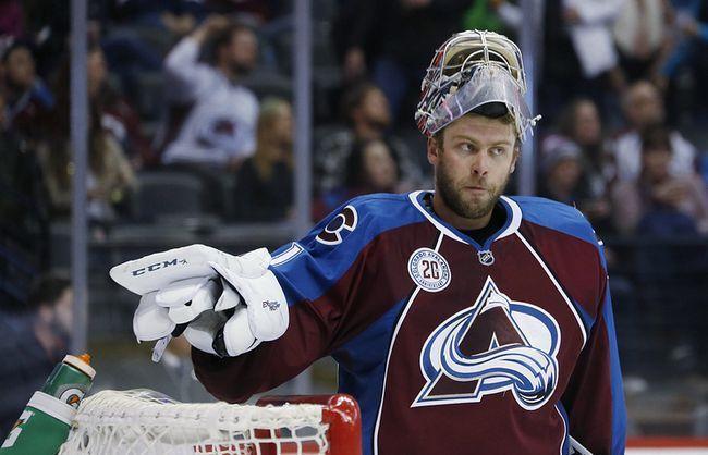 Варламов повернувся в хокей після травми