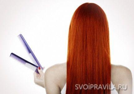 Випадання волосся - визначаємо втрати