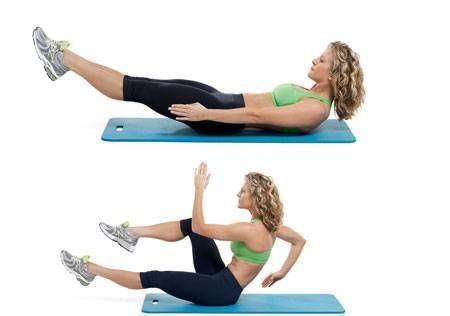 Здорове тіло і струнка фігура - нові супер вправи