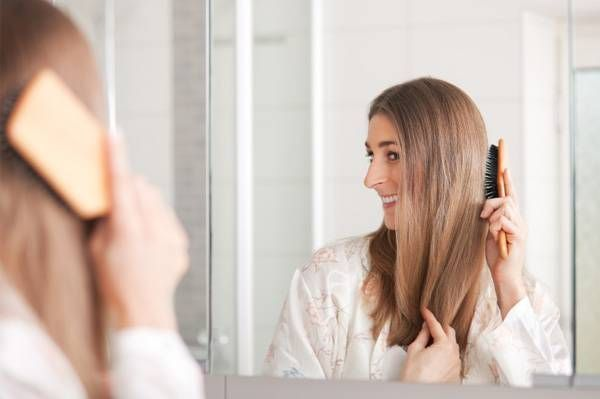 Здорове волосся в будь-який час року - рецепти масок для волосся