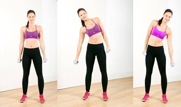 Жіночні форми: 6 кращих вправ для вашої фігури